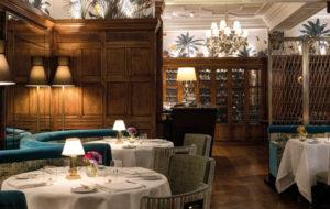 NEOZ kabellose Leuchte Albert - Location Browns Hotel London