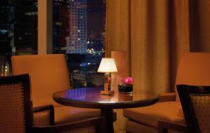 NEOZ kabellose Leuchte Albert - Location Conrad Hotel Hong Kong