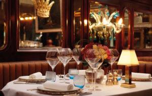 NEOZ kabellose Leuchte Albert - Location Rubens Hotel London