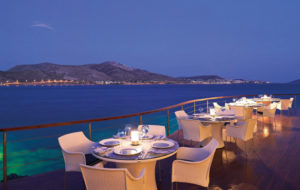 NEOZ kabellose Leuchte Collins - Location Grand Resort Lagonissi Hotel