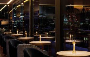 NEOZ kabellose Leuchte Cooee 1c - Location Hotel Indigo London