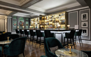 NEOZ kabellose Leuchte Cooee 2c - Location Donovan Bar Browns Hotel London