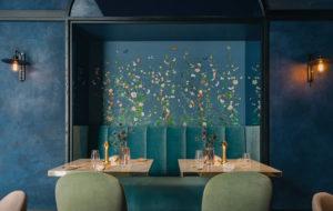 NEOZ kabellose Leuchte Cooee 3c - Location Epoka Restaurant