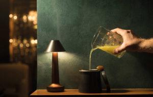 NEOZ kabellose Leuchte Cooee 3c - Location Origin Grill Bar