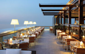 NEOZ kabellose Leuchte EGG - Location Fairmont Monte Carlo