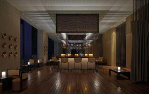 NEOZ kabellose Leuchte Gem 2 - Location Ruma Hotel Residence Kuala Lumpur