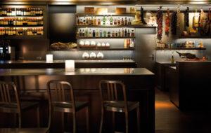 NEOZ kabellose Leuchte Ice Square 100 - Location Palmer Restaurant Barcelona