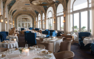 NEOZ kabellose Leuchte Ice Square 85 - Location Evian Resort Les Fresques