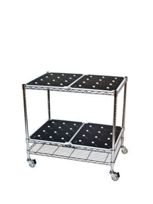 NEOZ kabellose Leuchten Ladestation Trolley Large