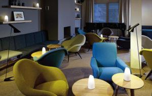 NEOZ kabellose Leuchte little Margarita - Location Hotel Ambassador Zermatt