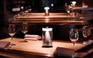 NEOZ kabellose Leuchte Magill - Location Rockpool Bar & Grill Melbourne Australia