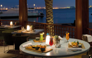 NEOZ kabellose Leuchte Margarita - Location Four Seasons Hotel Doha