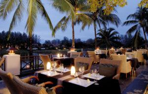 NEOZ kabellose Leuchte Margarita - Location Sala Terrace Banyan Tree Phuket