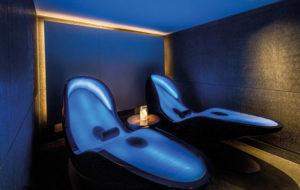 NEOZ kabellose Leuchte Medusa - Location Mandarin Oriental London