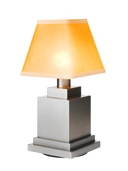 NEOZ kabellose Leuchte Ritz - Farbe Nickel